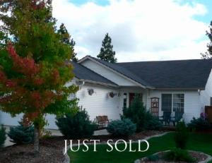 Just Sold in Coeur d'Alene Place