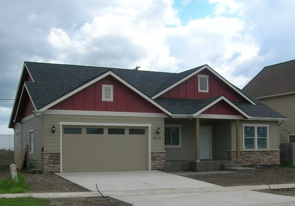 Real estate price reduction brand new coeur d 39 alene area for New craftsman homes for sale